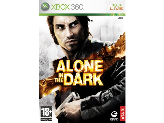 Xbox 360 Alone in the Dark