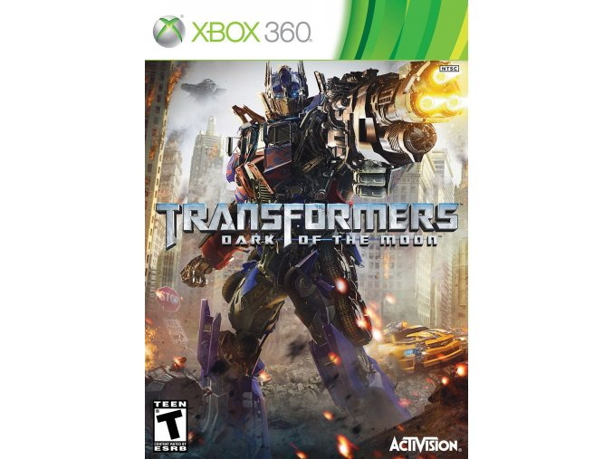 Xbox 360 Transformers: Dark of the Moon