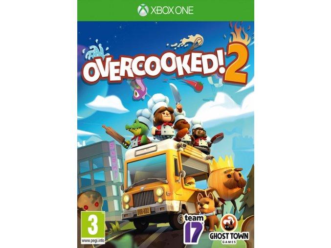 Xbox One Overcooked! 2