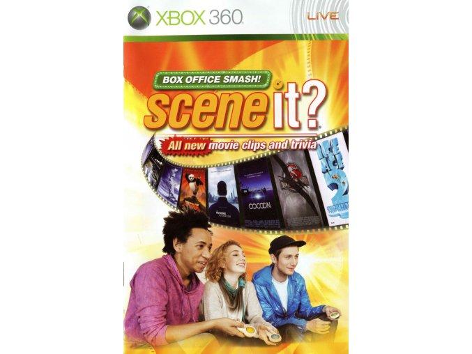 Xbox 360 Scene It! Box Office Smash!