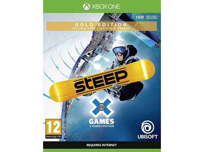 Xbox One Steep X Games Gold Edition