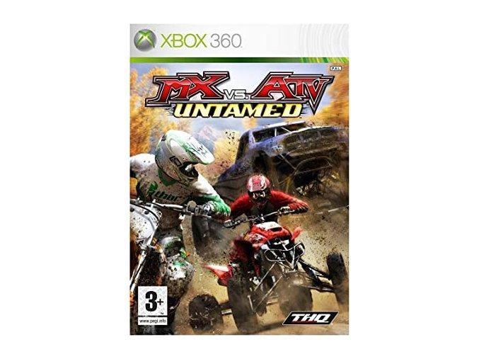 Xbox 360 MX vs ATV: Untamed