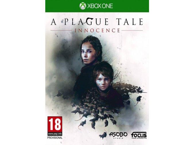 Xbox One A Plague Tale Innocence