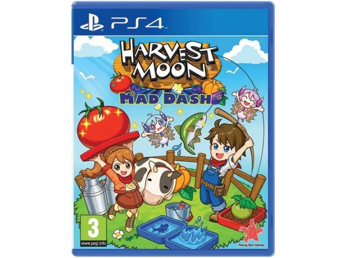 PS4 Harvest Moon Mad Dash
