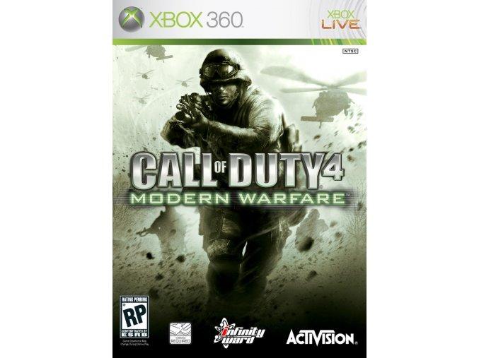 Xbox 360 Call of Duty 4: Modern Warfare