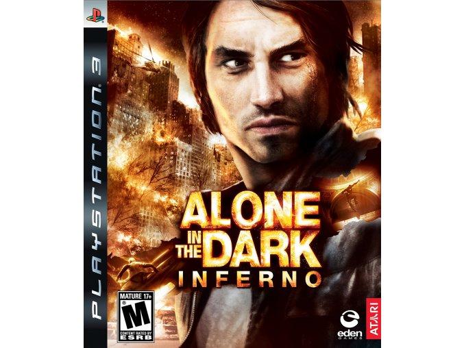 PS3 Alone in the Dark: Inferno