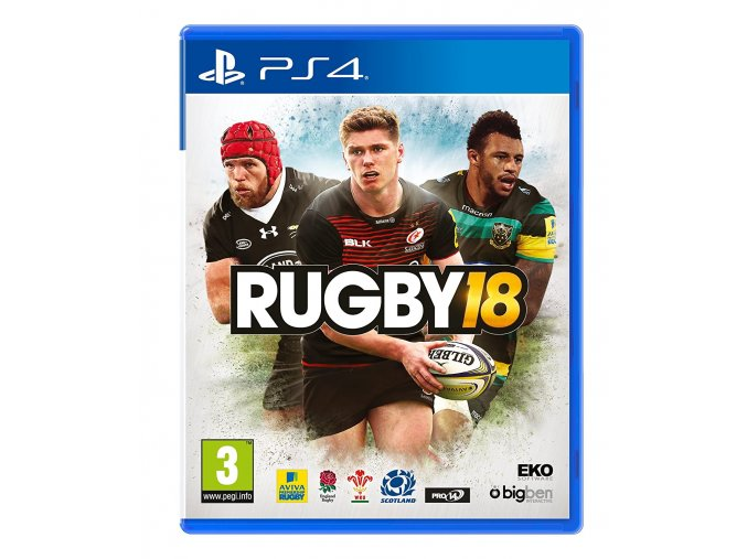 PS4 Rugby 18