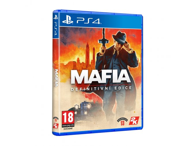 PS4 Mafia (Definitive Edition)