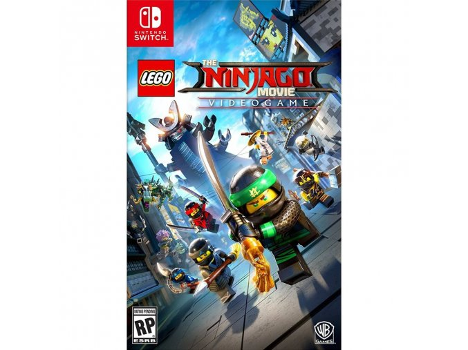 Nintendo Switch LEGO Ninjago Movie Video Game