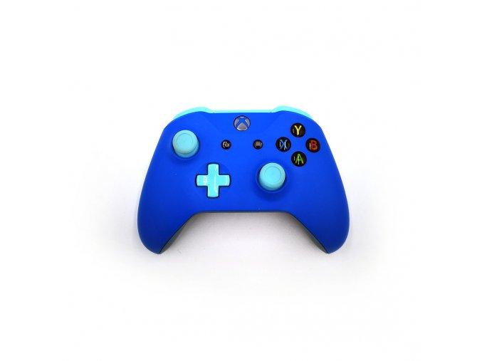 Microsoft Xbox One S Wireless Controller Blue  Bazar