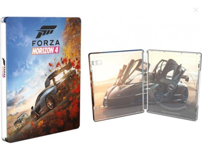 Xbox One Forza Horizon 4 Steelbook