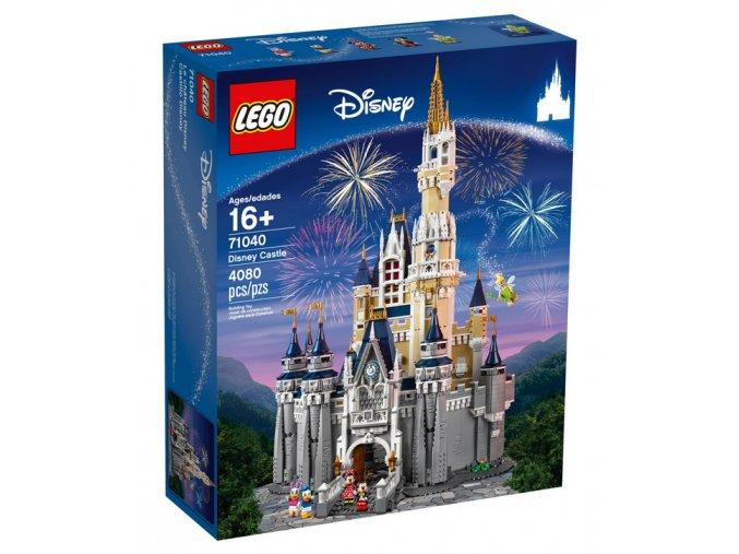 Stavebnice LEGO Disney Zámek 71040