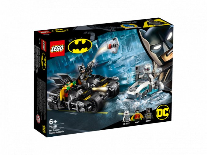 Stavebnice LEGO DC Super Heroes 76118