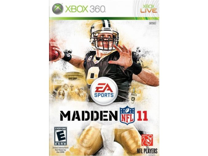 Xbox 360 Madden NFL 11