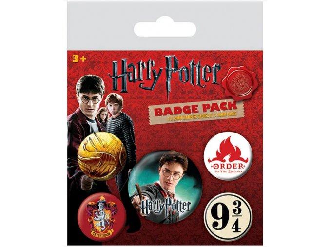 Sada placek Harry Potter - Harry