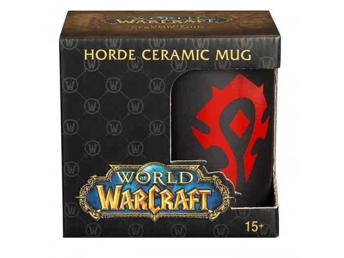 Hrnek World of Warcraft - Horde Logo
