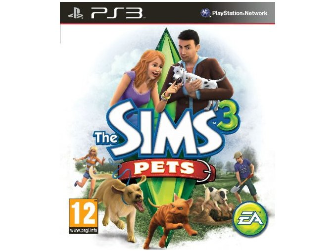 PS3 The Sims 3: Pets