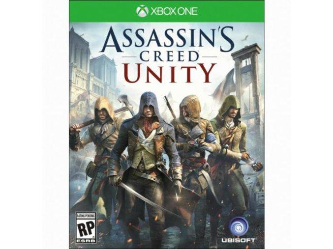 Xbox One Assassin's Creed: Unity