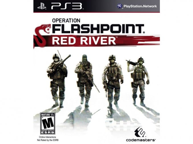 PS3 Operation Flashpoint: Red River