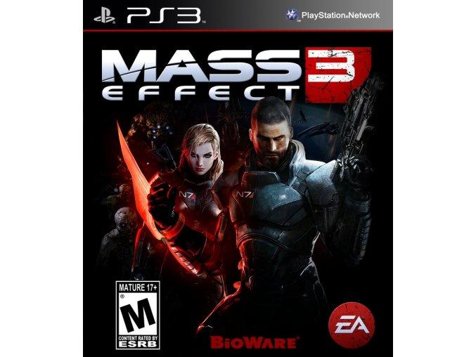 PS3 Mass Effect 3
