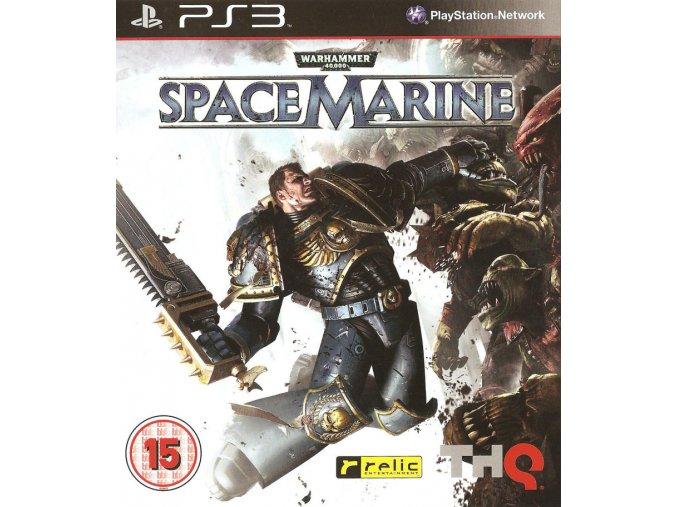 PS3 Warhammer 40.000: Space Marine