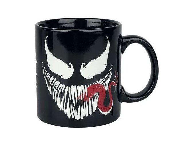 Hrnek Marvel - Venom tvář