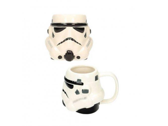 Hrnek Star Wars - 3D Stormtrooper