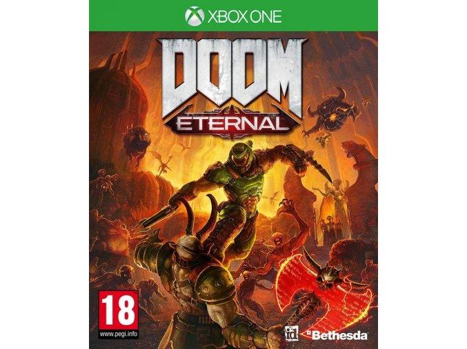 Xbox One DOOM Eternal Steelbook Edition