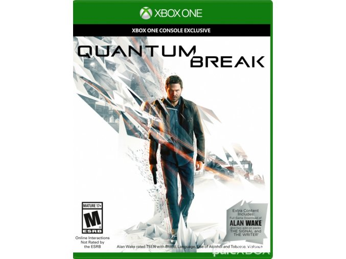 Xbox One Quantum Break (NOVÁ)