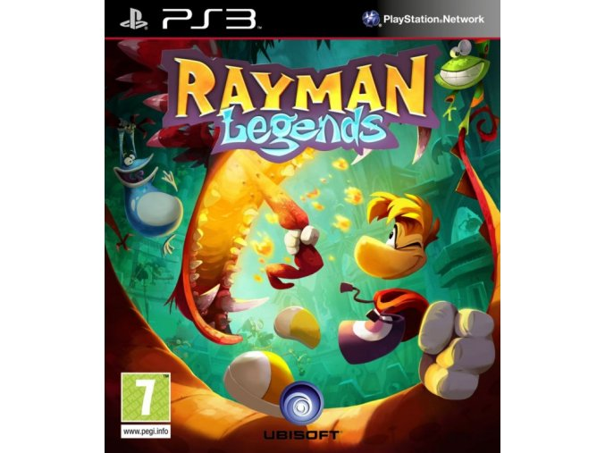 PS3 Rayman: Legends