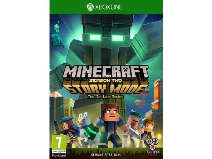 Xbox One Minecraft: Story Mode Season Two