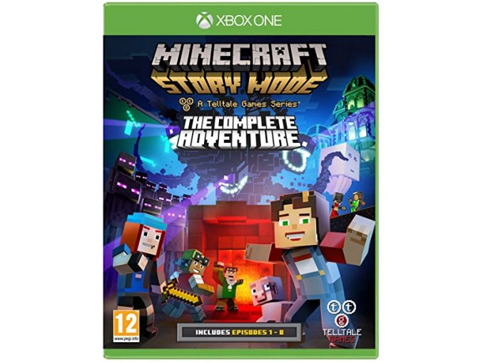 Xbox One Minecraft: Story Mode - The Complete Adventure