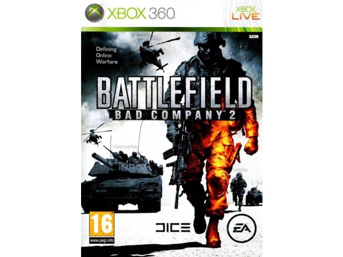 Xbox 360 Battlefield Bad Company 2