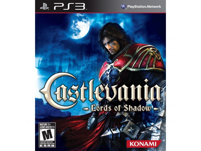 PS3 Castlevania: Lords of Shadow