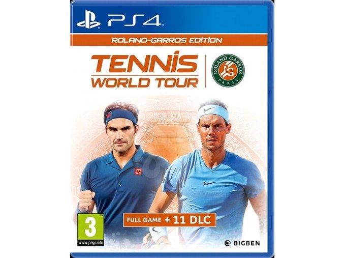 PS4 Tennis World Tour Roland-Garros