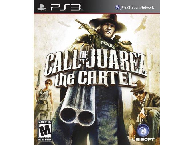 PS3 Call of Juarez: The Cartel
