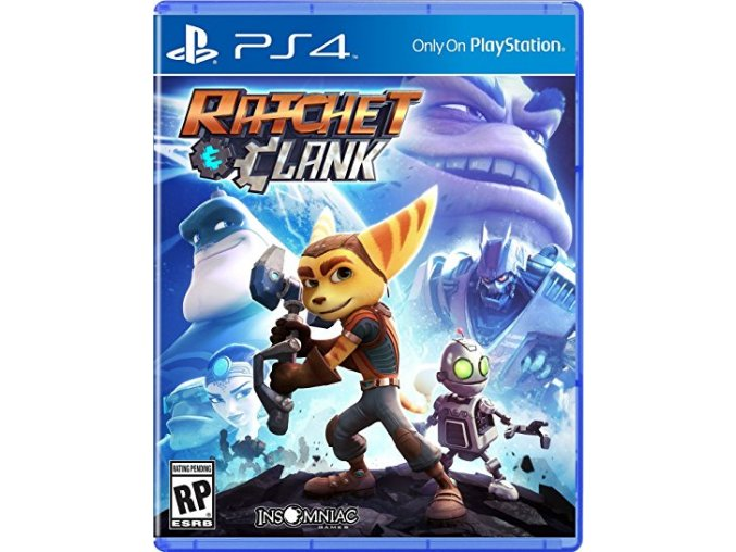 PS4 Ratchet and Clank