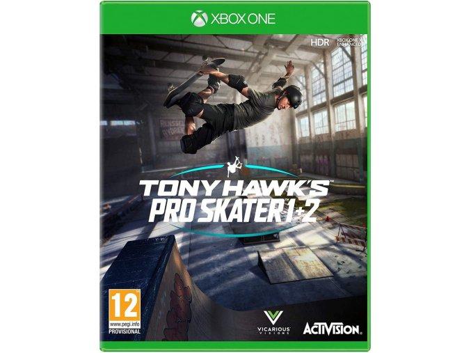 Xbox One Tony Hawks Pro Skater 1 + 2