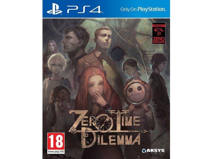 PS4 Zero Time Dilemma