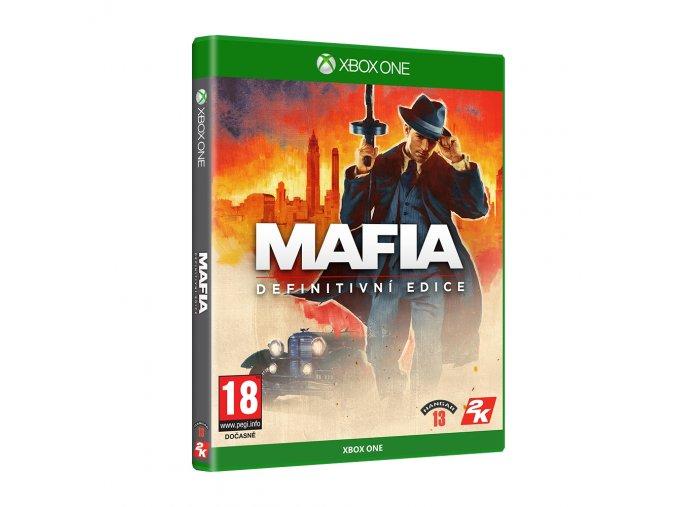 Xbox One Mafia (Definitive Edition) CZ