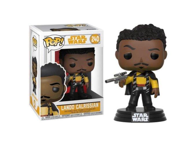 Funko POP Star Wars: Solo Lando Calrissian
