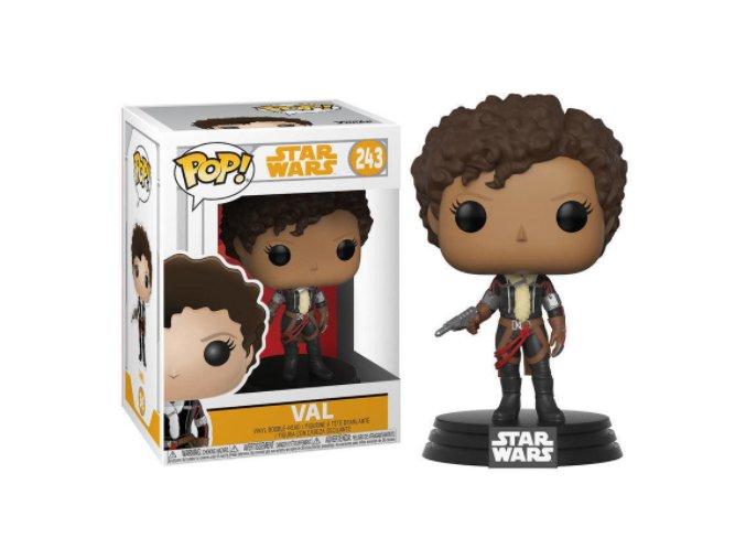 Funko POP Star Wars Solo Movies Vinyl Bobble-Head Val