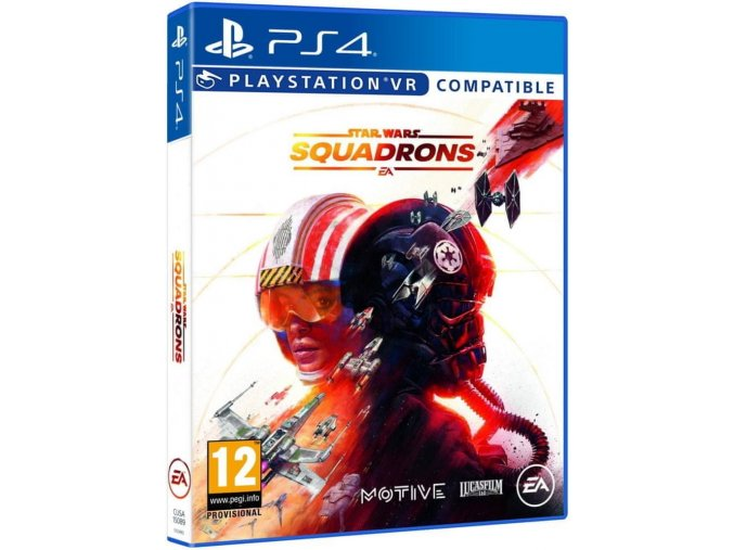 PS4 Star Wars: Squadrons