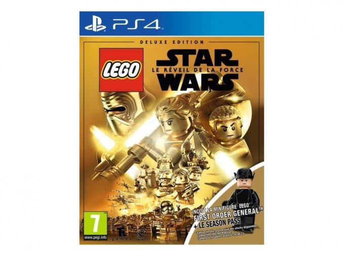 PS4 LEGO Star Wars: The Force Awakens - Deluxe Edition
