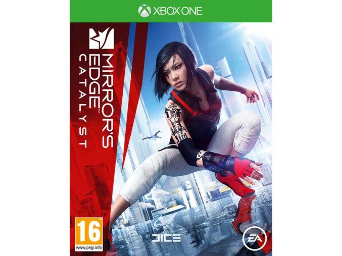 Xbox One Mirrors Edge: Catalyst
