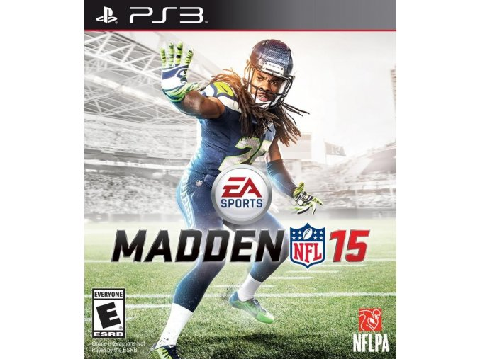 PS3 Madden NFL 15