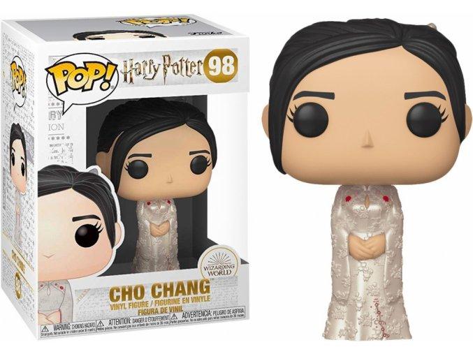 Funko POP Movies Harry Potter - Cho Chang (Yule)