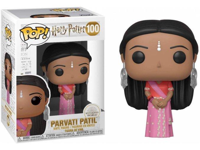 Funko POP Movies Harry Potter - Parvati Patil (Yule)