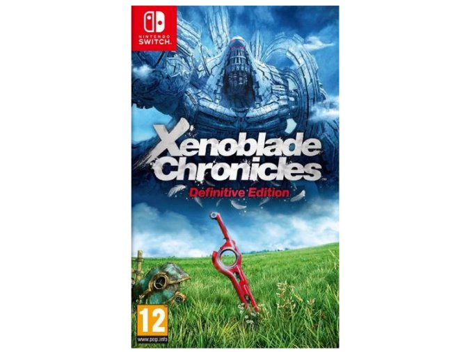 Nintendo Switch Xenoblade Chronicles Definitive Edition