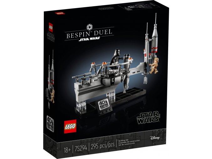 LEGO Star Wars 75294 Bespin™ Duel